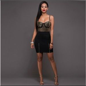 Dresses & Skirts - Bodycon Midi Dress